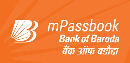 Bank of Baroda mPassbook
