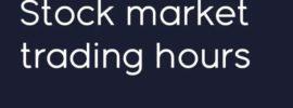 stock-market-hours