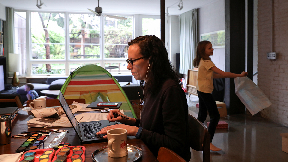 Mass Adoption of Remote Working Impact San Francisco
